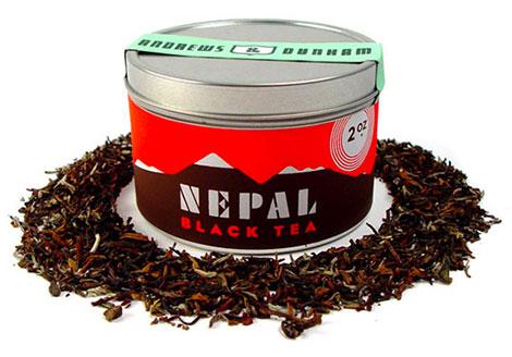 Andrews and Dunham Damm Fine Tea Nepal