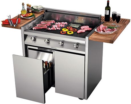 Electrolux Barbecue Island EGL9000X