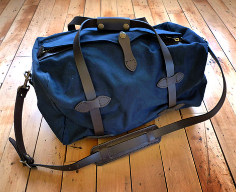 Filson's Limited Edition Urban Outfitters Duffel Bag
