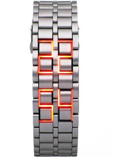 Hiranao Tsuboi Faceless LED Watch
