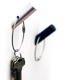 Hookeychain Magnet Keychain