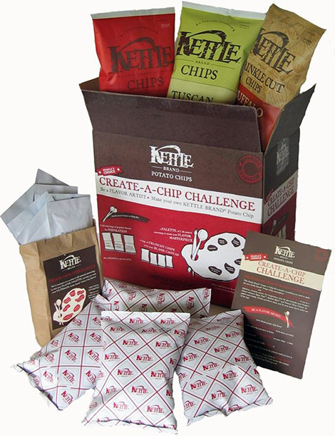 Kettle Brand Create-a-Chip Kit