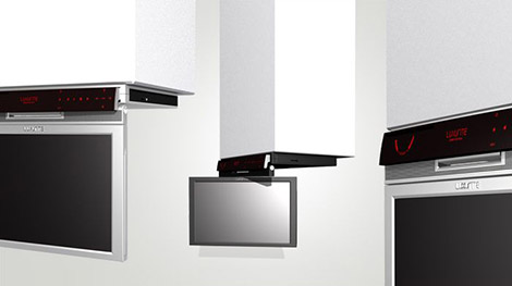 Luxurite Kitchen TV