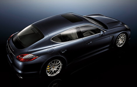 Porsche Panamera High-Performance Luxury Sedan