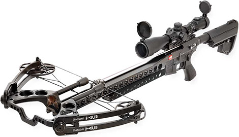 Precision Shooting Equipment TAC-15 Tactical Assault Crossbow