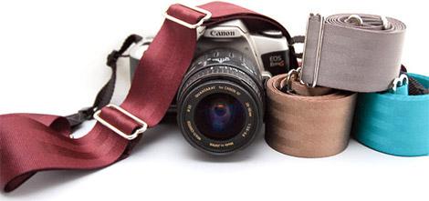 Seatbelt Camera Straps