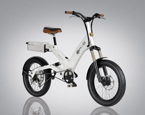 Ultra Motor A2B Hybrid Bike White
