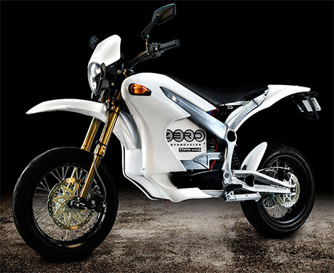 Zero S Electric Motorcycle
