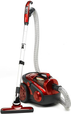Dirt Devil Vision Turbo Canister Vacuum