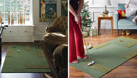 Putt Up or Shut Up Rug Kit