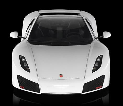 Spanish Supercar GTA Spano