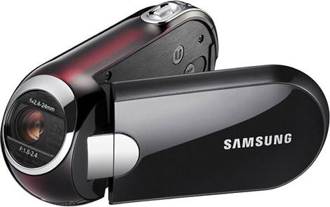 Samsung SMX Series Camcorder