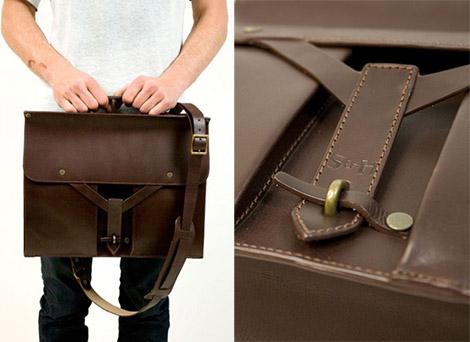 Shipley & Halmos Schiller Briefcase
