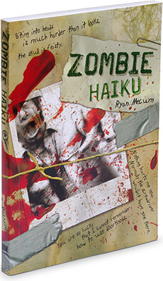 Ryan Mecum Zombie Haiku