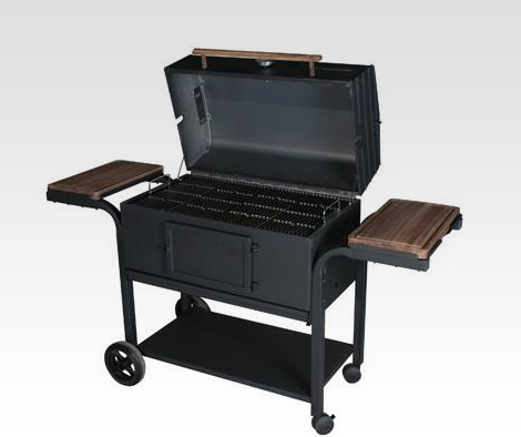 "24"" Char Broiler Grill Star 6024 - Gray Auction  Appraisal, Inc."