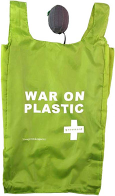 Greenaid Shopping Bag