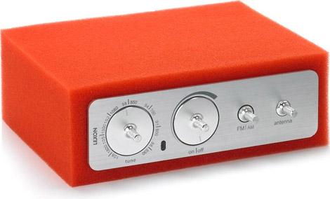Lexon Foam Radio