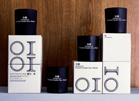 Monocle x Comme Des Garcons Candle One: Hinoki