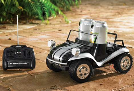 Radio Control Beverage Buggy
