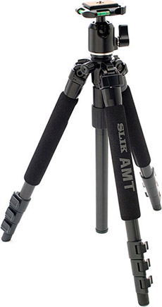 Slik Pro 340-BH AMT 4 Section Tripod