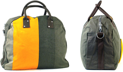 WeSC Guido Weekend Bag