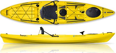 Tarpon 120 Angler Kayak