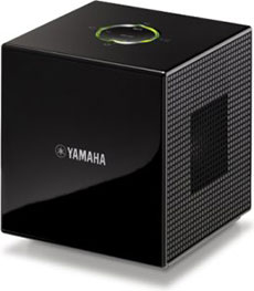 Yamaha One-Box Cubic Stereo Speaker