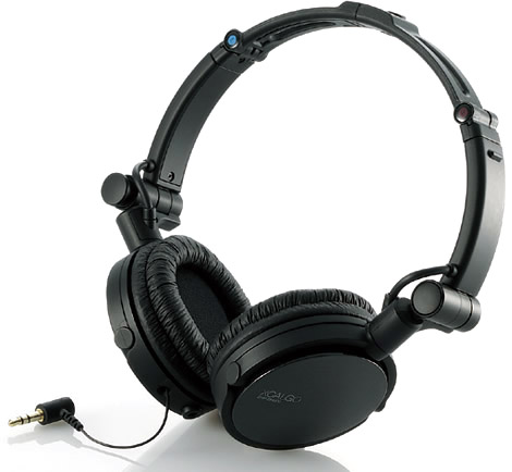 Elecom EHP-OH900 XCALGO Folding Headphones