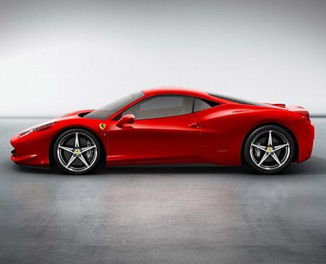 458 Italia Profile