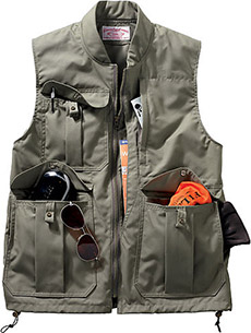 Filson Pocket Travel Vest