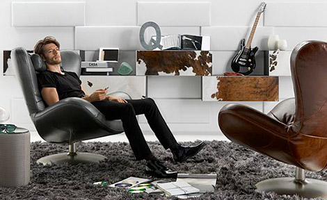 Superb Natuzzi Sound Chair GearCulture Amazing Pictures