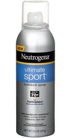 Neutrogena Ultimate Sport