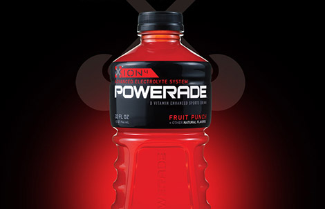 Powerade Ion4