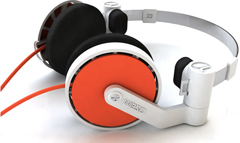 WeSC Pickups Headphones