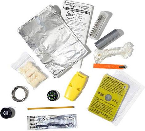Adventure Medical Kit Pocket Survival Pack