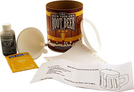 Canny Kits Root Beer Making Kit