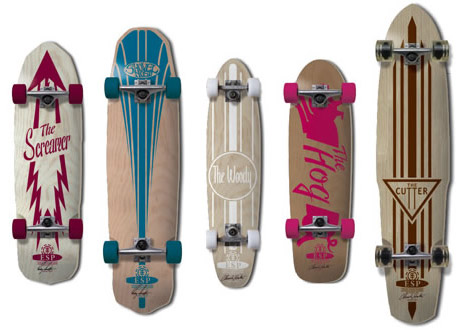 Element Travel Well Skateboards | GearCulture