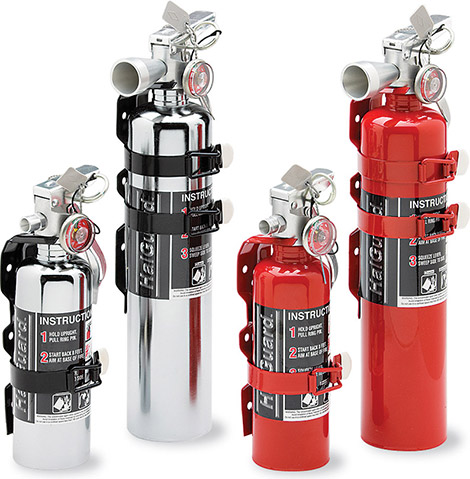 Halguard Fire Extinguishers