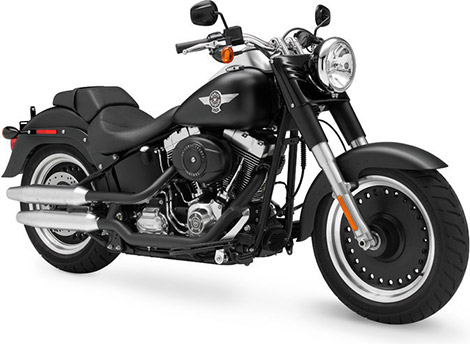 2010 Harley Davidson Softail Fat Boy Lo