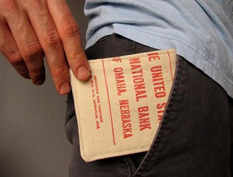 Money Bag Wallets
