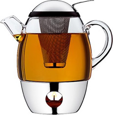 SmarTea Teapot with Warmer