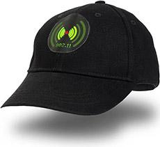 Wi-Fi Detector Cap