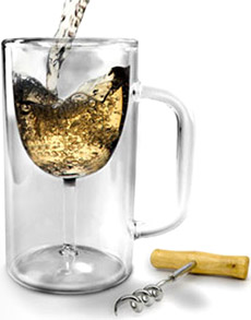 Winestein Beer & Wine Mug
