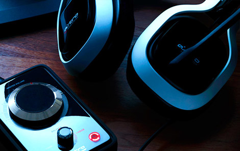 Astro A40 Audio System