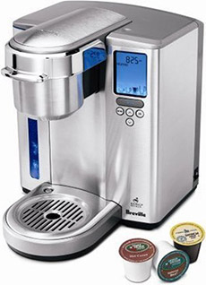 Breville Gourmet Single-Cup Coffee Maker