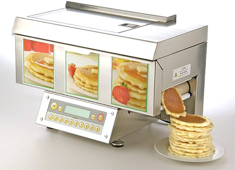 ChefStack Automatic Pancake Machine