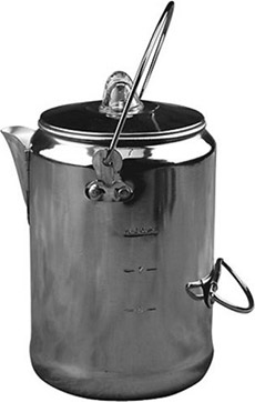 Coleman Aluminum Coffee Pot