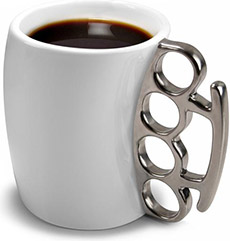 Fisticup Coffee Mug