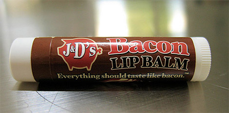 J&D's Bacon Lip Balm