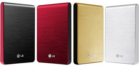 LG XD3 Slim